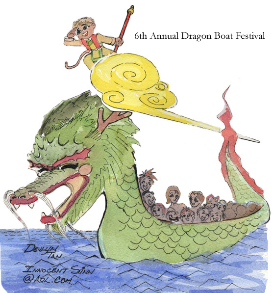 The History of Dragon Boat Festival History of The Dragon Boat